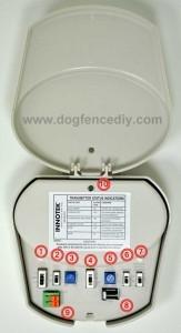 fonctionnalité du boitier de contrôle innotek SD2100E