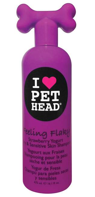 Gamme Shampooing Pet Head Chien